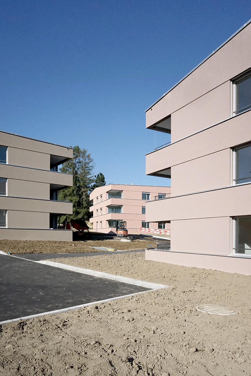 immeubles de logements farvagny